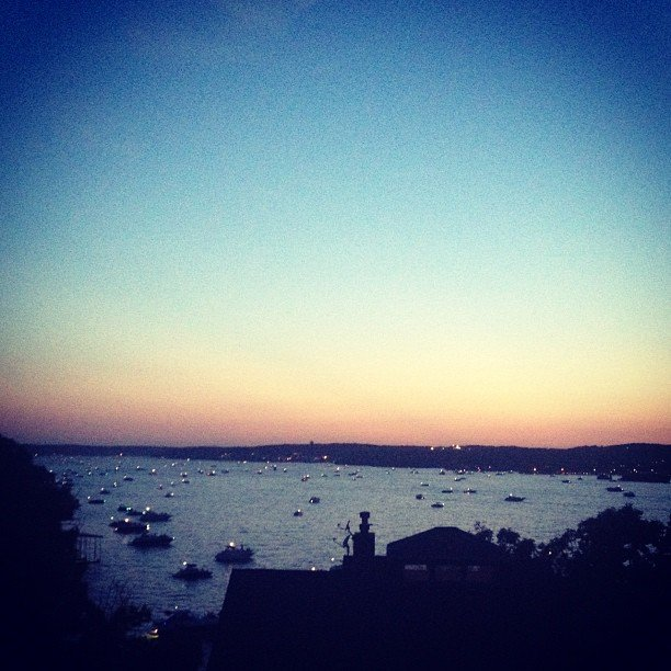 Whitney Port shared this pretty picture during the Fourth of July. Source: Instagram user whitneyeveport