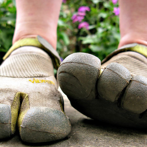 How to Transition Into Barefoot Running Shoes
