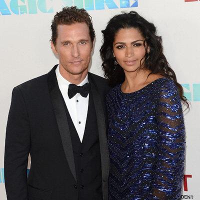 Matthew and Camila McConaughey Expecting Third Child