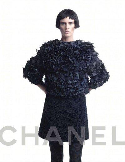 Chanel Fall 2012 Ad Campaign