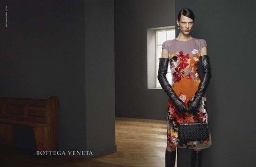 Bottega Veneta Fall 2012 Ad Campaign
