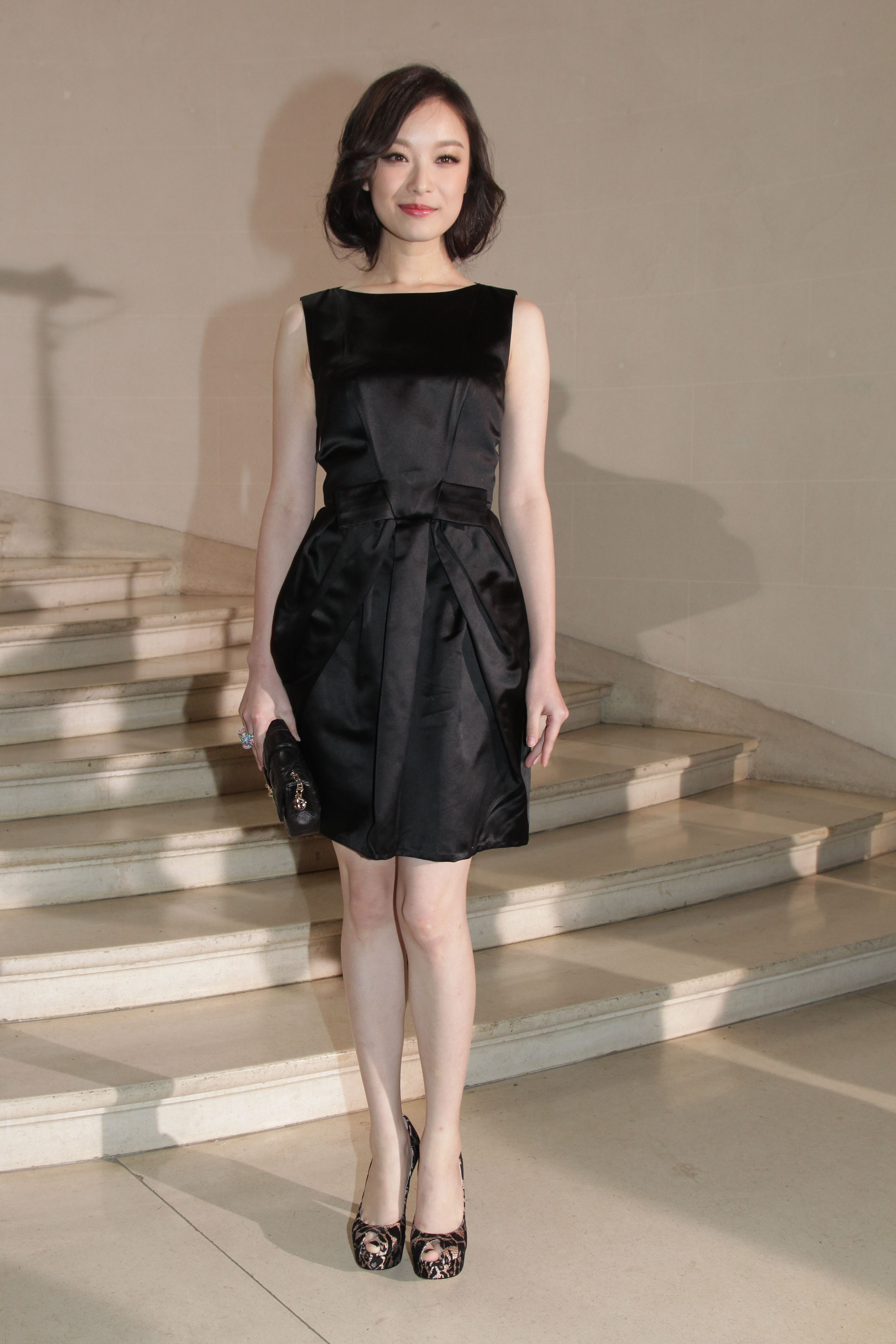 Ni ni this week s best dressed couture edition popsugar fashion