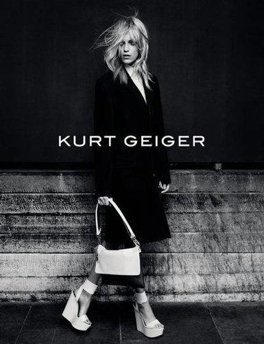 Kurt Geiger Fall 2012 Ad Campaign