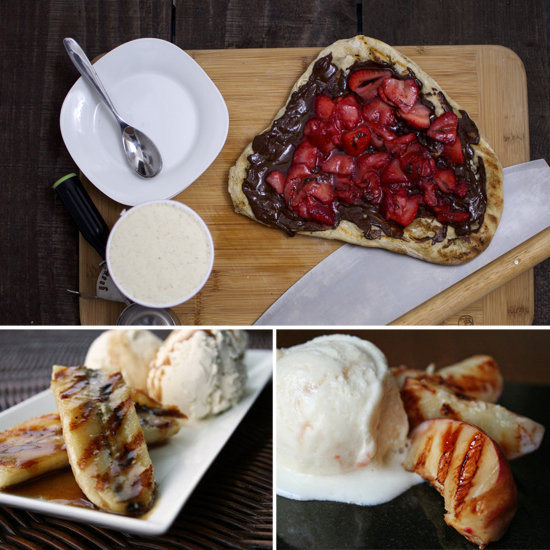 Move Over, Steak! It's Time For Grilled Dessert