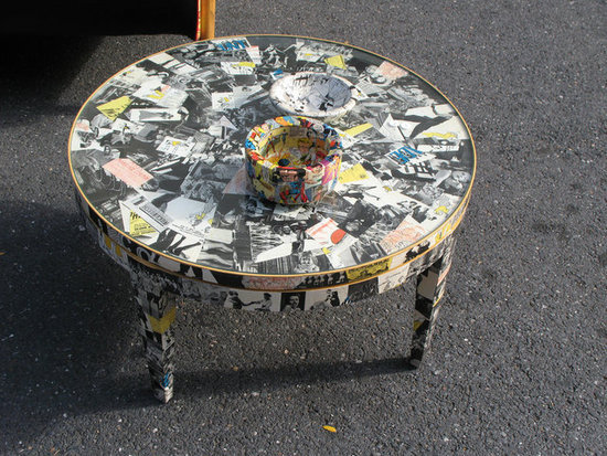 Create Your Own Personalized Decoupage