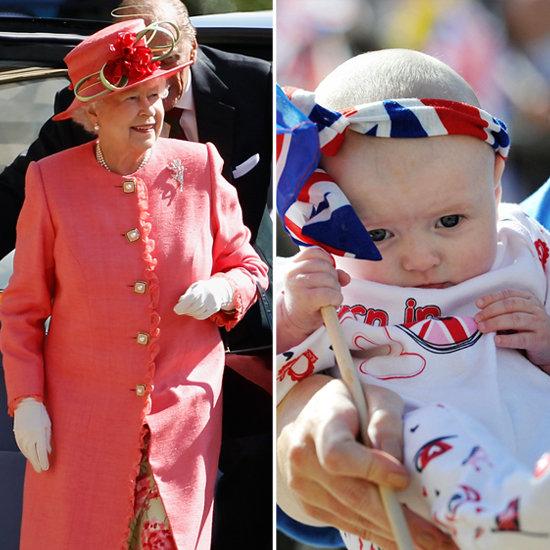 Queen Elizabeth in Birmingham