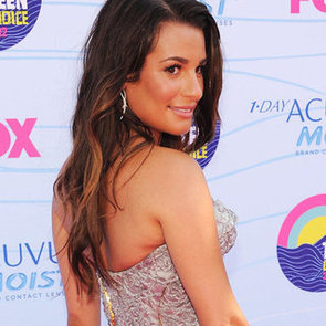 Lea Michele at the Teen Choice Awards | Pictures