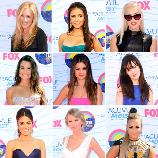 Who Wore What to the 2012 Teen Choice Awards: Scope all the Red Carpet Style from Kristen Stewart, Selena Gomez & more!