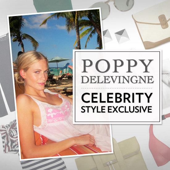 Poppy Delevingne Summer Style 2012