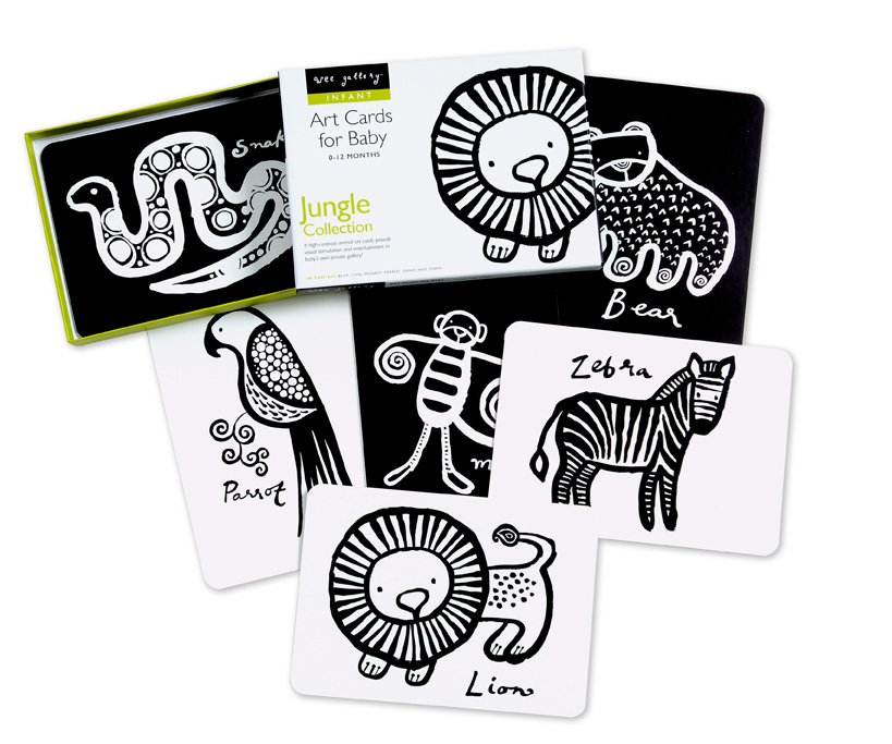 Art Cards For Baby ($13)