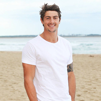Interview With Mitch Dean, Lead Surfie Star of The Shire, Network Ten Dramality Show