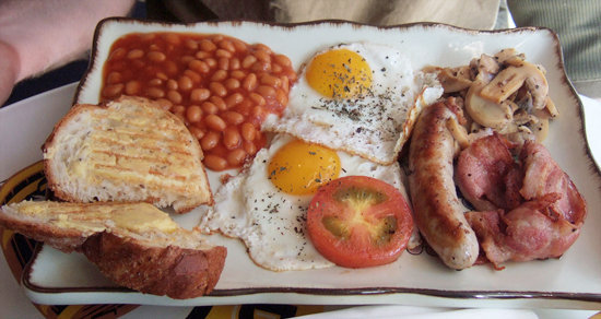 English Full Breakfast