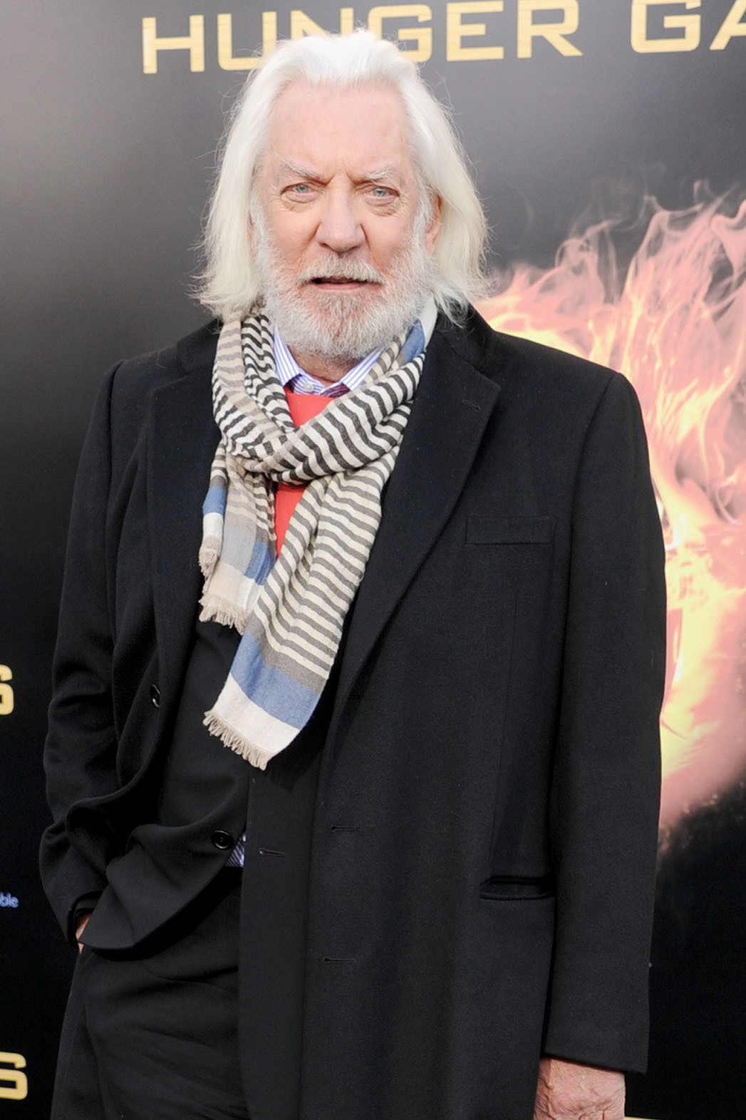 Donald Sutherland as President Snow | See Who's Been Cast ...