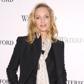 Uma Thurman Gives Birth to a Baby Girl, First Child With Arpad Busson