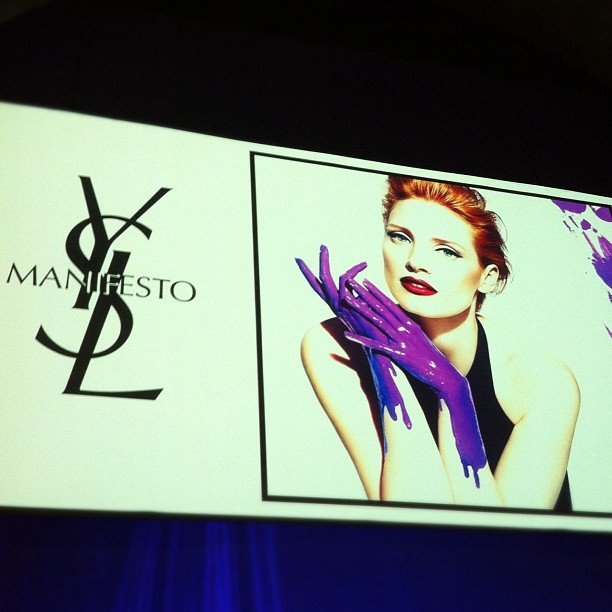 Is This a Sneak Peek of Jessica Chastain's YSL Manifesto Fragrance Campaign?