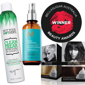 2012 BellaSugar Australia Beauty Awards: The Winning Hair Products