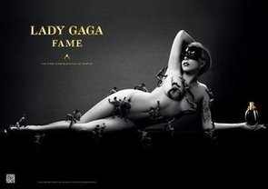 First Look: Lady Gaga's Fame Fragrance Campaign by Steven Klein