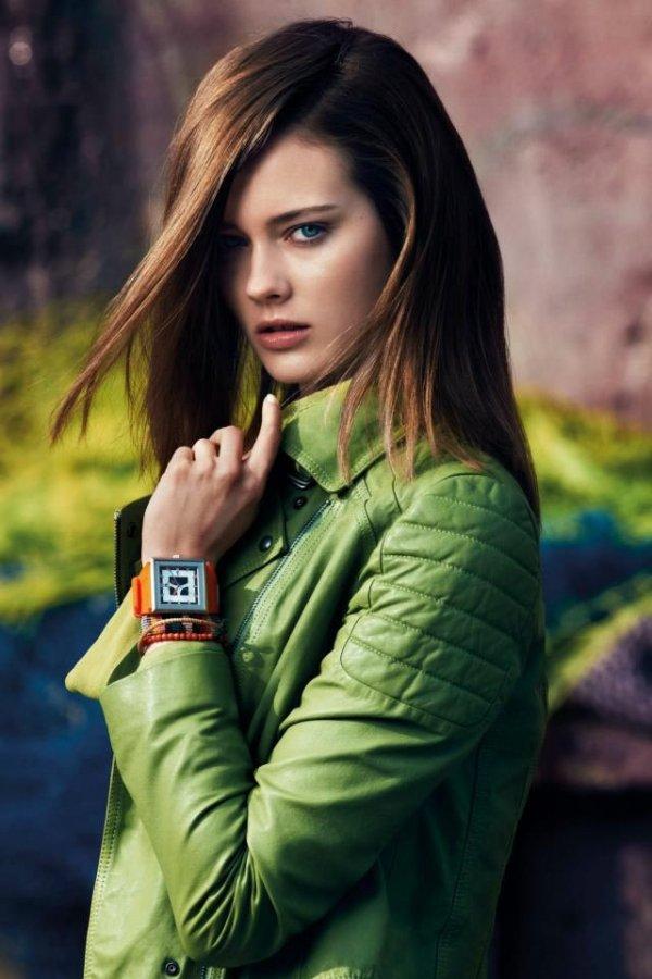 Hugo Boss Orange Fall 2012 Ad Campaign