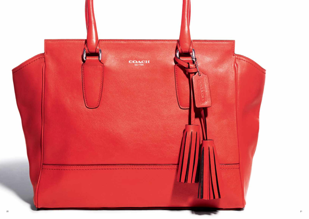 Coach Legacy Collection