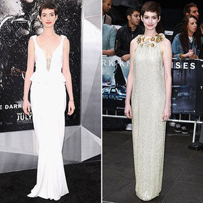 Anne Hathaway at The Dark Knight Rises Premiere
