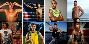 Golden Boys: The Hottest Olympians Competing in London