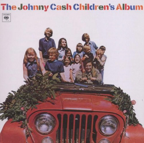 The Johnny Cash Children's Album by Johnny Cash ($9)