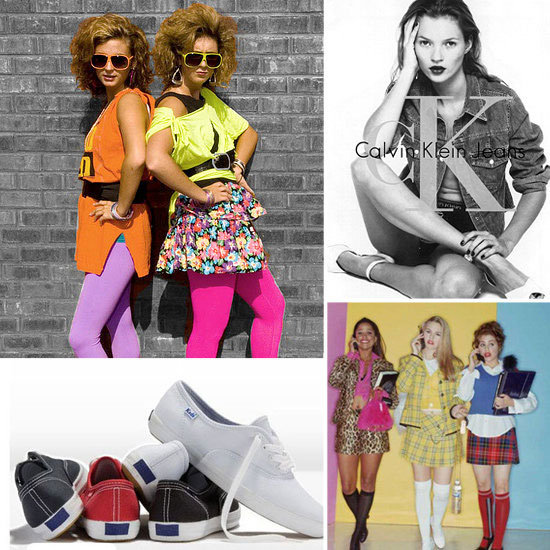 Late 80s Fashion Trends Fashion Flashback Totally Rad