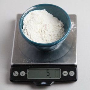 Weight of Ingredients