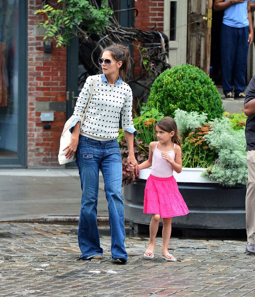 Katie and Suri Hit Up NYC's Brunch Hotspots