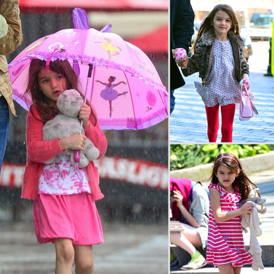 Suri Cruise's Classic Girlie Style