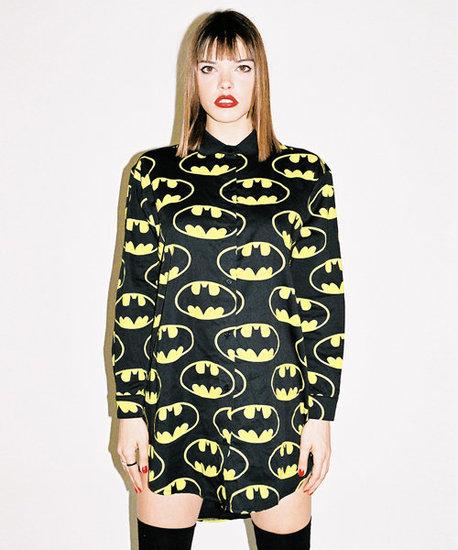 Batman Clothing Line