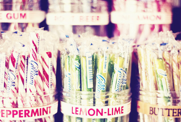 Candy Sticks at the General Store ($95)
