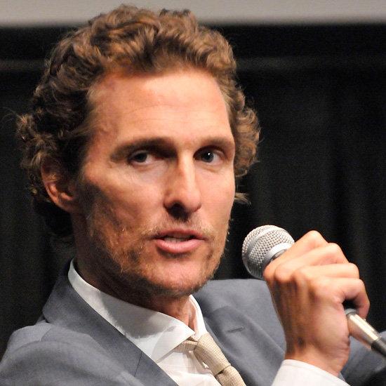 Matthew McConaughey Weight Loss (Video)