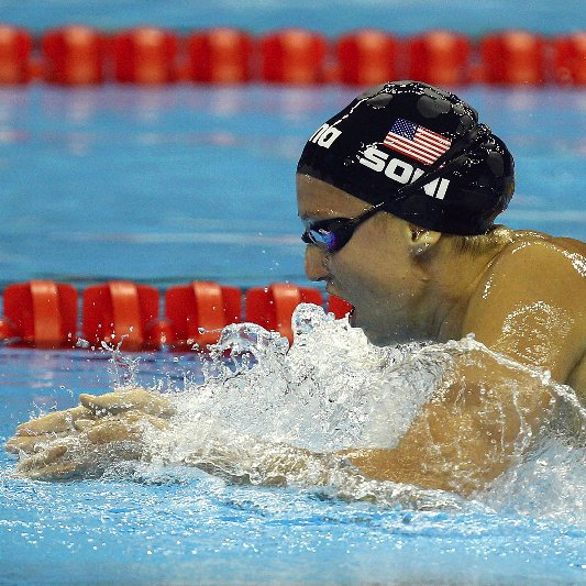 US Women's 2012 Olympic Swim Team