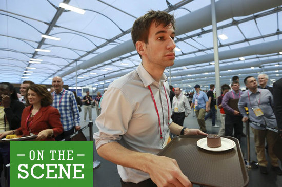 From Menus to Meals, a Glimpse of Food at the Olympics