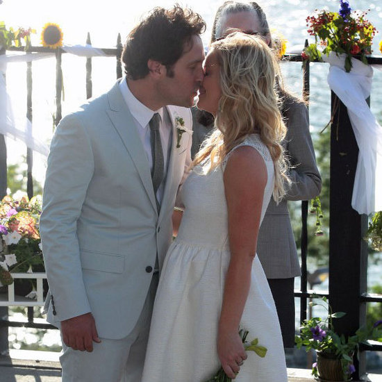 Amy Poehler Paul Rudd Kissing Pictures
