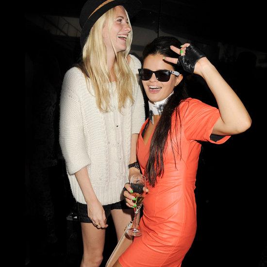 Best-Dressed Celebrities and Models | Week of July 23, 2012