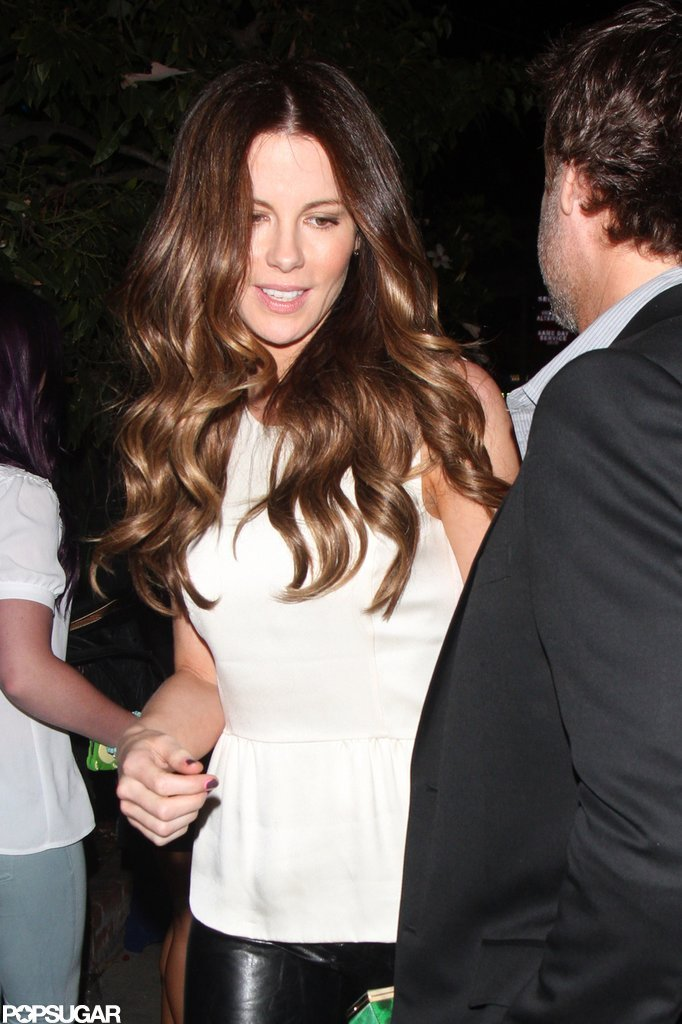 How Kate Beckinsale Celebrated Her 39th With Her Husband