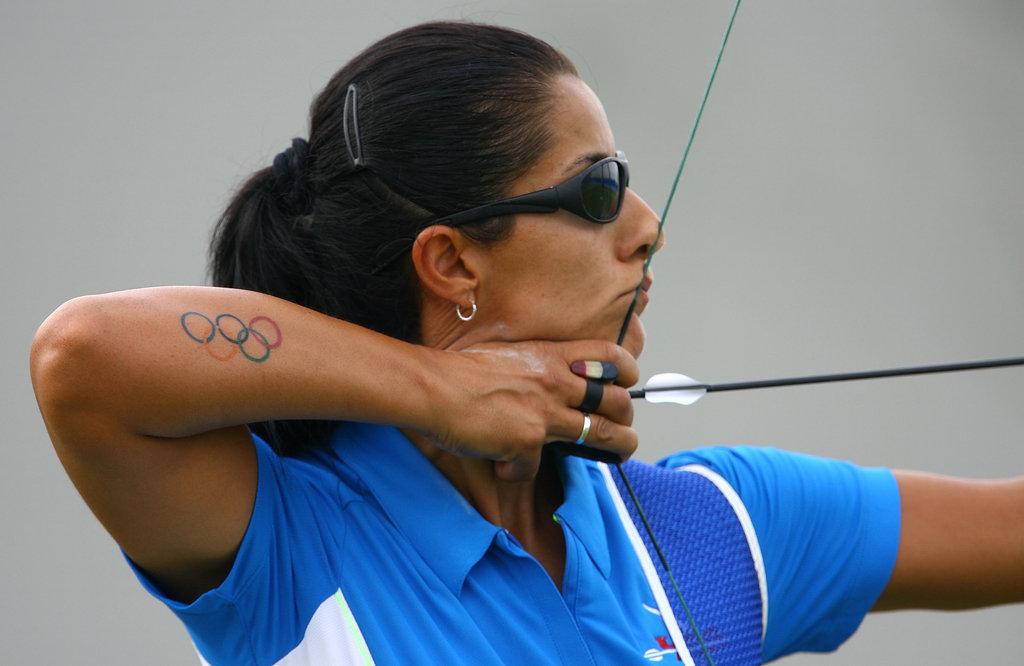 Best Tattoo: USA Archery