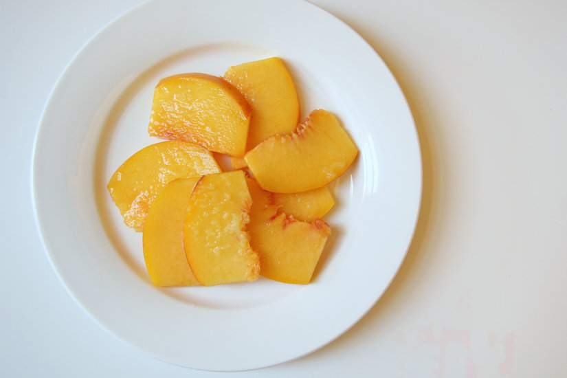 Peaches, Ginger, and Honey