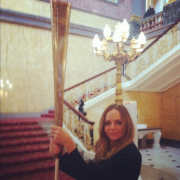 Stella McCartney celebrated British creativity at an event at the Lancaster House. Source: Instagram user stella_mccartney