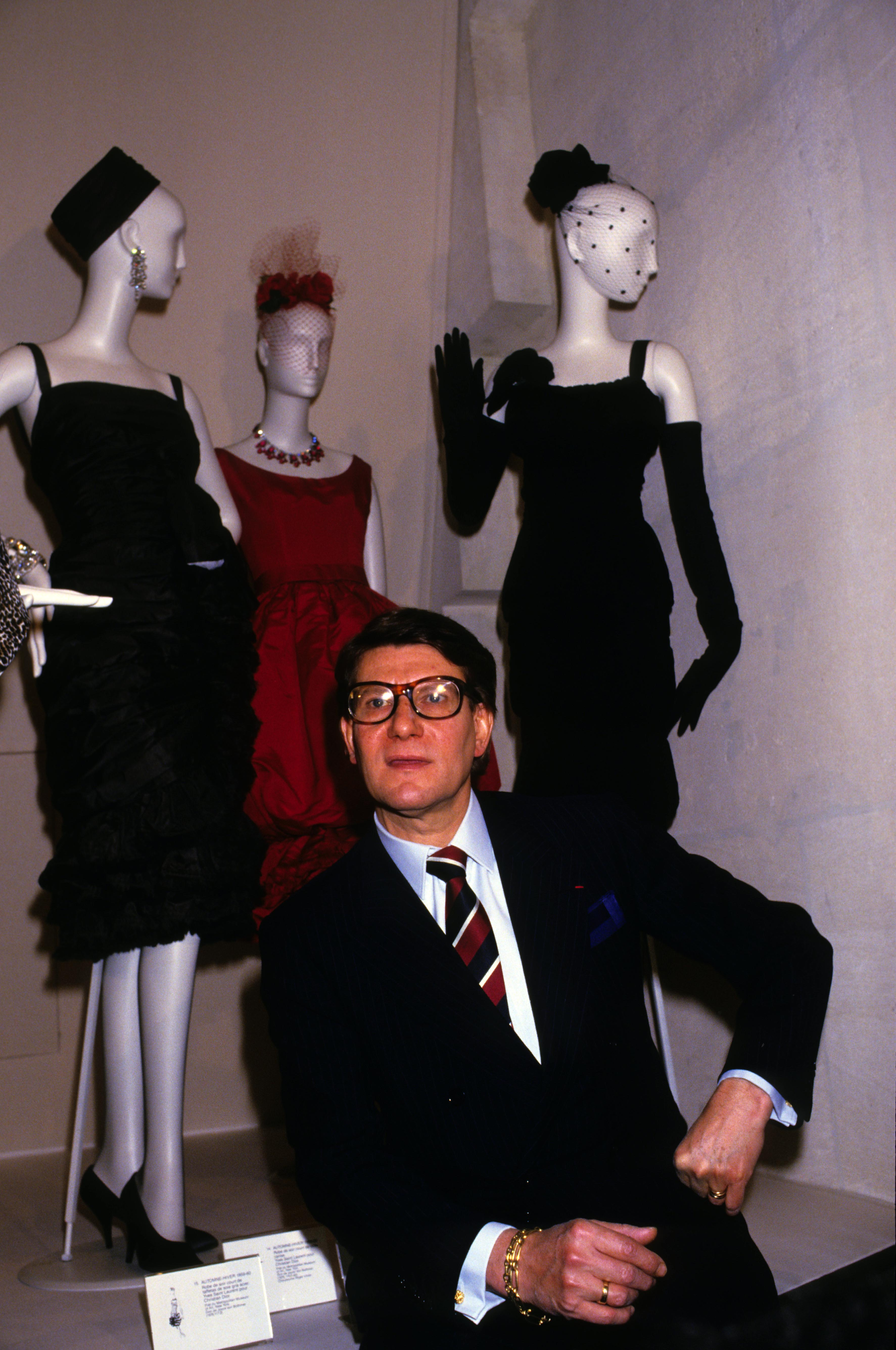 the life of ysl The second french take on the designer's life hits select us theaters on friday.