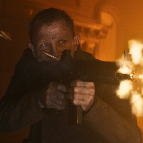 Skyfall Movie Pictures with Daniel Craig as James Bond