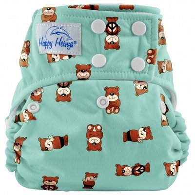 Happy Heinys One For All One Size Cloth Diaper ($20)