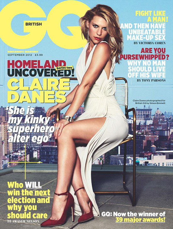 GQ UK September 2012