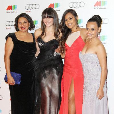 The Sapphires Australian Premiere Pictures at Melbourne International Film Festival
