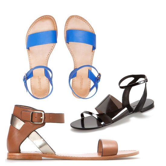 Fab's Fast Five: New Season Sandals