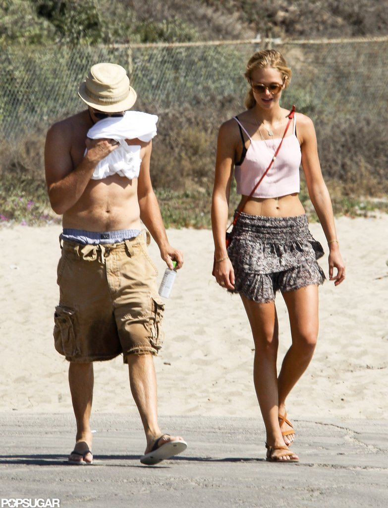 Leonardo DiCaprio and Erin Heatherton went to Malibu.