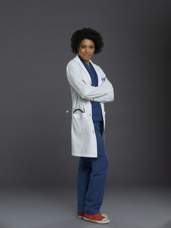 Kelly McCreary as Tyra on Emily Owens, M.D.