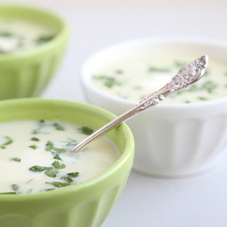 Julia Child's Potato Leek Soup Recipe